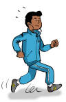 cartoon-running
